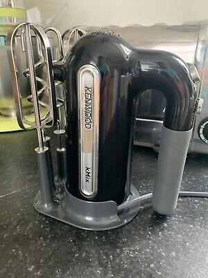 Kenwood kMix HM794 Metal Hand Mixer - Peppercorn Black