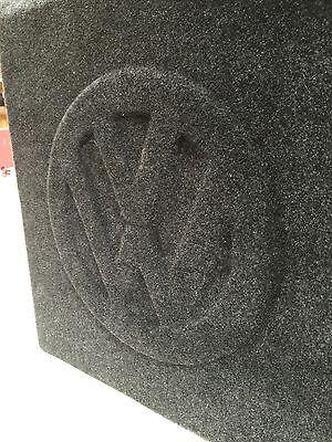 3 x VOLKSWAGEN VW logo Stencil Ply Line Ply line Campervan T5 T4 Emboss sand 380