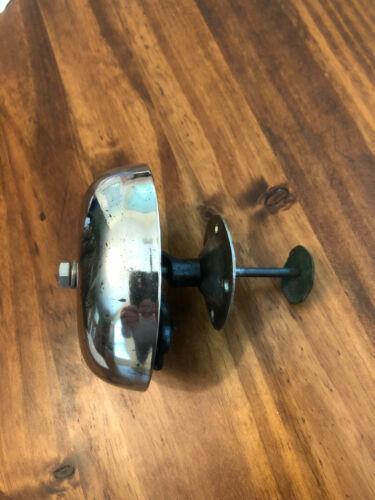 Antique Mechanical Foot Gong Bell