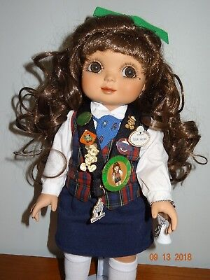 Adora Belle Animal Kingdom Tour Guide, Osmond Porcelain Doll, Disney Pin Trader