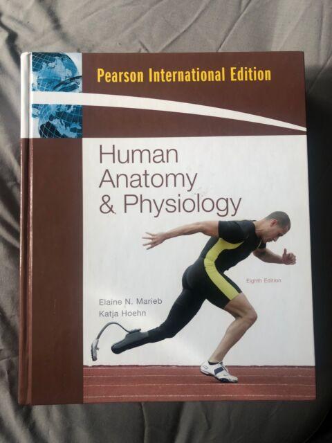 Human Anatomy And Physiology Pearson Marieb Eighth 8 Edition