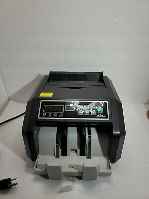 Royal Sovereign Rbc-es200 High Speed Currency Bill Counter Works Great