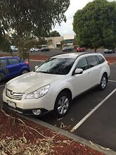 SUBARU OUTBACK MY11/11 AUTO,FEMALE OWNER Port Melbourne Port Phillip Preview