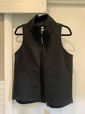 Lululemon Women's Going Places Vest, Black, Size 6, NWT New w/ Tags