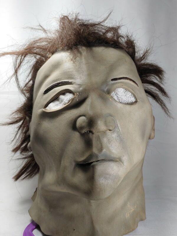 Halloween Michael Myers Mask Falcon Intl Pictures 1978 Cinema Secrets 2002