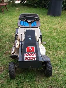 Cox Scout ride on mower Thirlmere Wollondilly Area Preview