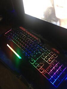 X gamer keyboard asking 30 obo