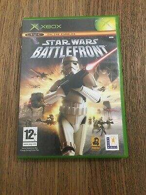 Star Wars battlefront original xbox Game