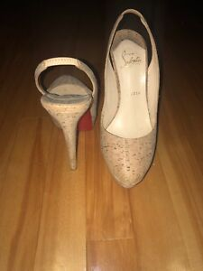 Authentic louboutins