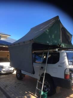 Roof Top Tent & Maggiolina Roof Top Tent - Autohome | Caravan u0026 Campervan ...