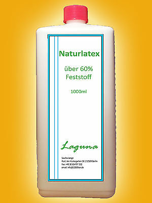 Flüssiglatex 1 L Latexmilch 1000ml Liquid Rubber Masken Halloween 102
