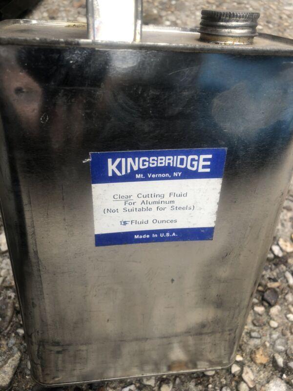 1 Gallon Kingsbridge Cutting Fluid for Aluminum