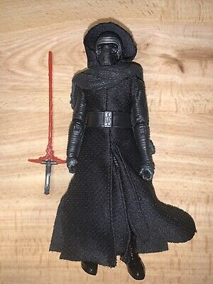 "Hasbro Star Wars The Black Series #3 KYLO REN 6"" Action Figure Loose"