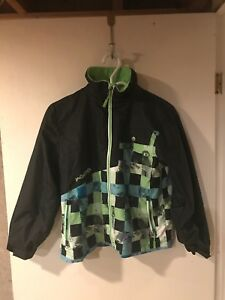 Youth Fall/Spring Weight Jacket