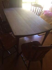 Dining table Electrona Kingborough Area Preview