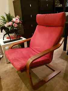 Ikea Poang Armchair Complete Set ×1 unit (frame + cushion) Pyrmont Inner Sydney Preview