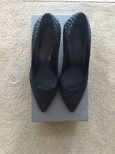 NEW Staccato Black Pumps High Heel Size 36 St Ives Ku-ring-gai Area Preview