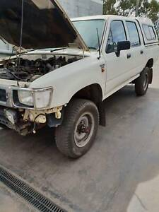 $$$Paid For Wrecked Toyota Hillux Heatherbrae Port Stephens Area Preview