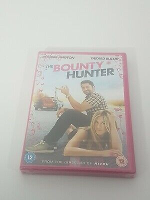 The Bounty Hunter - Jennifer Aniston, Gerard Butler - NEW Region 2 DVD Free Post