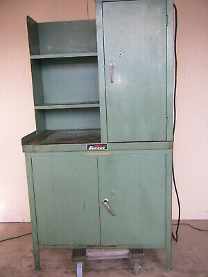 Sunnen Mandrel Storage Cabinet Ln-650