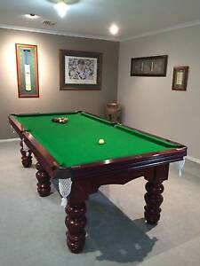 B & B Billiard pool table Endeavour Hills Casey Area Preview