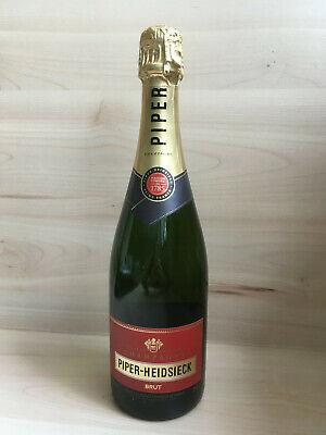 Piper-Heidsieck Brut Champagne Champagner Flasche 750 ml 12 % Frankreich Piper