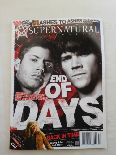 Titan Supernatural Magazine Issue 17 June/July 2010