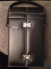 BRAND NEW! Leather Wine Case Set Bicton Melville Area Preview