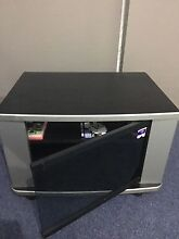Tv cabinet very good solid unit Ingleburn Campbelltown Area Preview