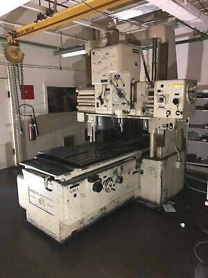 Sip Hydroptic-6 Jig Boring Machine Societe Genevoise Hydr-6 No 223