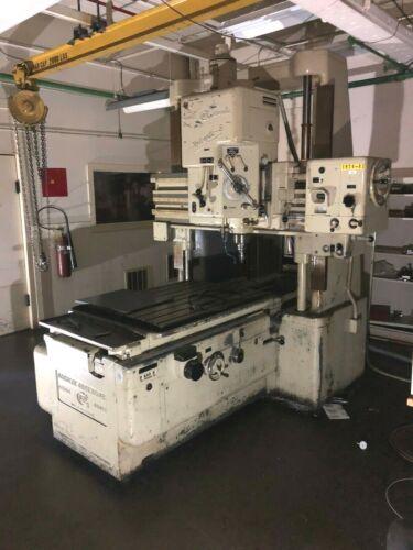 SIP Hydroptic-6 Jig Boring Machine, Societe Genevoise Hydr-6, No 223