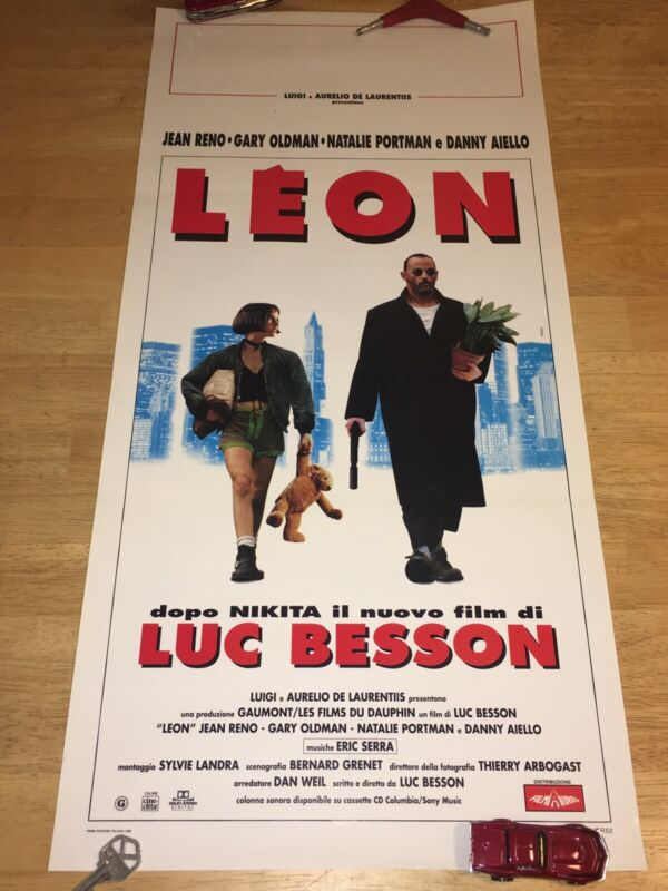 Leon The Professional Original Poster 13x27
