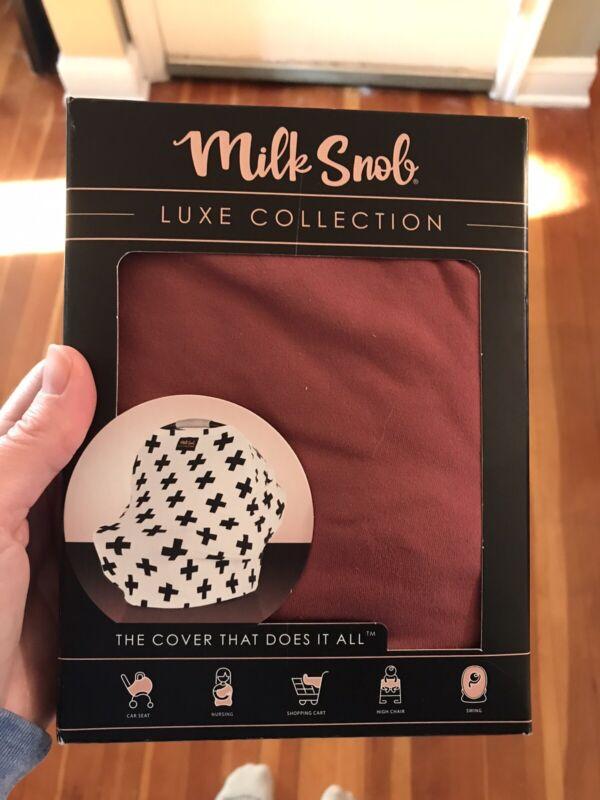Milk Snob Luxe Cover Ash Rose Baby