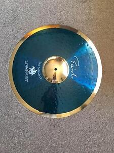 """Paiste 22"""" signature blue bell ride cymbal Newcastle Newcastle Area Preview"""