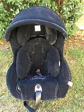 Safe n sound meridian car seat Mount Colah Hornsby Area Preview