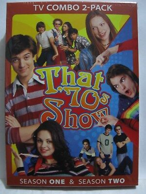 That  70S Show  Dvd  2013  New