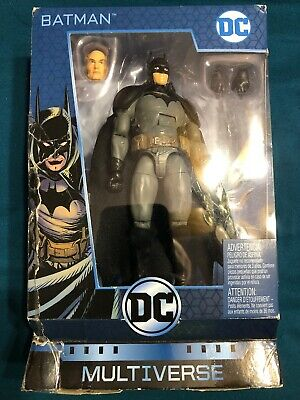 DC Multiverse 6in GASLIGHT BATMAN ACTION FIGURE Mattel NIB Collect Connect Lex