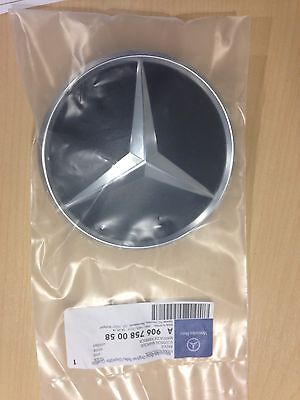 Genuine Mercedes Sprinter Rear Door Star Badge  OE  A9067580058