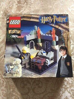 NEW Harry Potter Lego 4732 Unopened Dobby Release