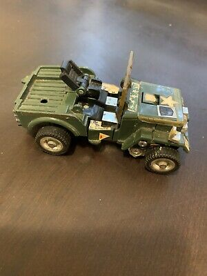 Transformers g1 Hasbro original vintage army jeep Hound See Description