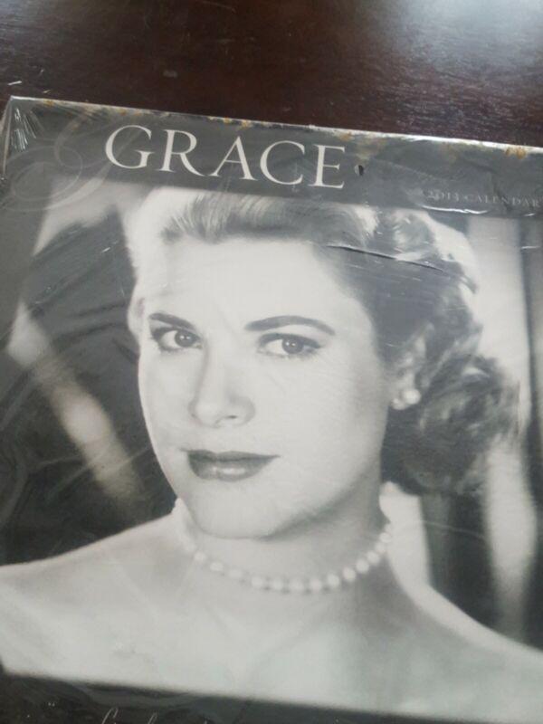 Grace Kelly 2012 Calendar & 2013 Article