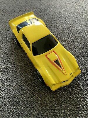 2006 Hot Wheels 1982 Yellow Chevy Camaro Z-28
