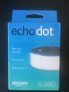 Echo Dot- Brand New
