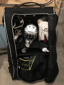 Goalie gear for sale $800