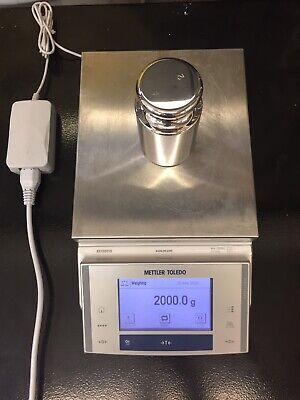 Mettler Toledo Xs10001s Precision Balance 10.1kg 10000.0g