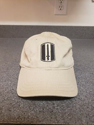 Infantry Brigade Ball Cap (US ARMY 193rd INFANTRY BRIGADE DIVISION COMBAT TEAM  BALL CAP HAT FT.)