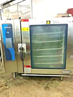 Alto-shaam Combitherm Combi Oven Model 10.10 Esi Electric Year 8-21-2014 H-r-50