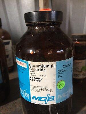 Chromiumiii Chloride Lumps Acs 99 1 Pound