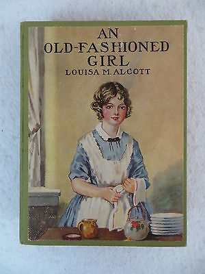 Louisa M. Alcott  AN OLD-FASHIONED GIRL  M.A. Donohue & Co.