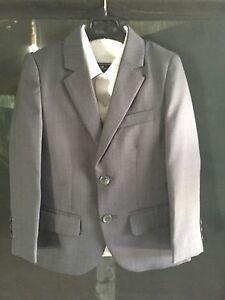 Grey Boys Suit Minden Somerset Area Preview